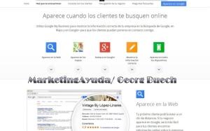 Publicidad gratuita de empresa en Google My Business