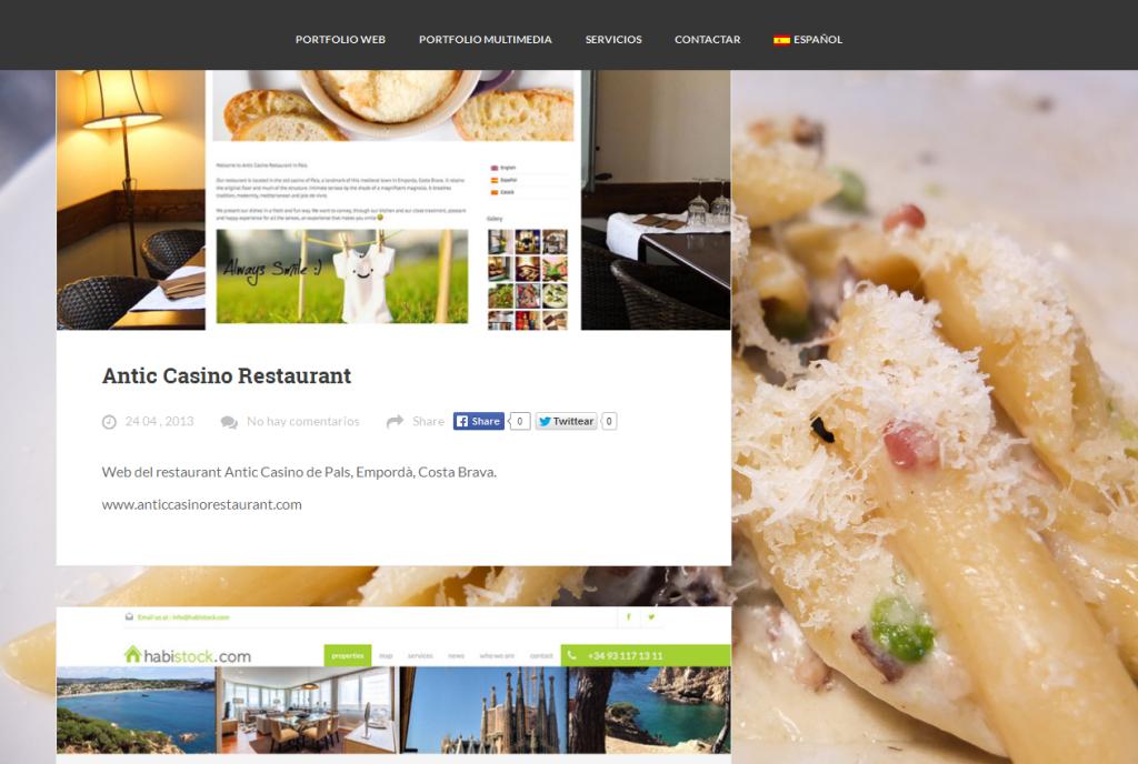 Marketing Ayuda portfolio diseño web y multimedia