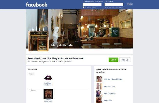 Migrar Facebook perfil personal a empresa