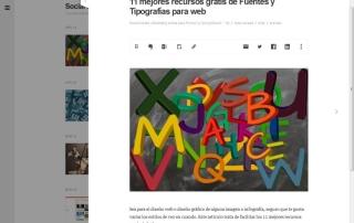 Cómo añadir un Wordpress blog a Feedly