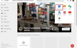 Google My Business Publicaciones - Nueva herramienta