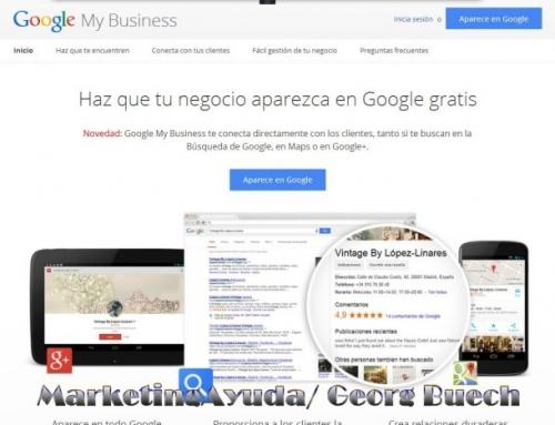 Cómo crear una página en Google My Business y para qué