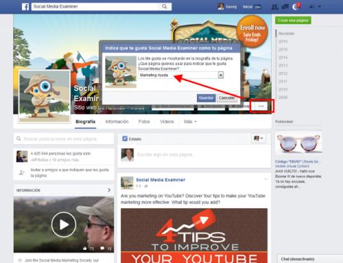 5 Facebook actualizaciones para tu empresa y su impacto